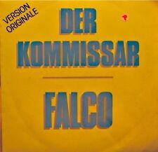 ++FALCO der kommissar/helden von heute SP 1982 A&M RARE EX++