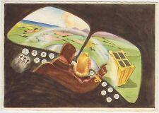 MAK P 100 CORSO TURBINE - R.ACCADEMIA AERONAUTICA - 1940 FIORINI