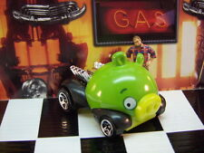 '12 HOT WHEELS ANGRY BIRD MINION PIG LOOSE 1:64 SCALE