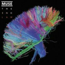 Muse - The 2nd Law (jewel-case) NEW CD