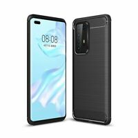 Huawei P40 Pro Case Phone Cover Protective Case Bumper Black
