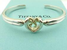 Tiffany & Co. Cuff Sterling Silver Fine Bracelets