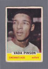1962 Bazooka Vada Pinson Rare Shortprint