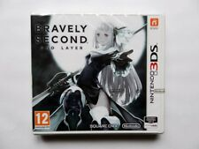★ BRAVELY SECOND END LAYER ★ - jeu  Nintendo 3DS 2DS et New 3&2 DS  NEUF  N° 42