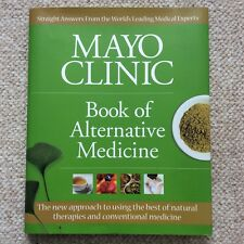 Mayo Clinic Book of Alternative Medicine Health Hardback Green Cover 1 Owner
