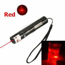 5mW Red Laser Pointers Lazer Teach Ppt Presentation Pen Visible Beam Light 850