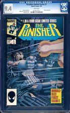 Punisher Ltd Series 1 CGC 9.4 WP Copper Key Marvel Comic Jigsaw App L@@K IGKC