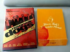 Reservoir Dogs (Dvd, 2006, 2 Discs, 15th Anniversary) Metal Gas Can Packaging