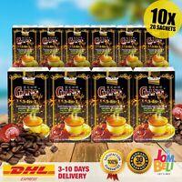 10 boxes Gano Excel Cafe 3 in 1 Coffee Ganoderma Reishi Halal DHL EXPRESS