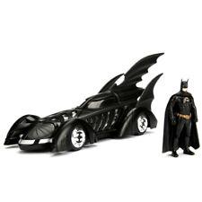 Jada Metals Diecast 1995 Batman Forever Batmobile & Batman Figure 1:24 98036