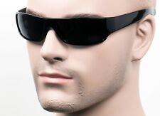 Cholo Gangster Sunglasses Super Dark OG LOC Style Lowrider Black 18SD