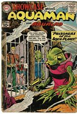 Showcase Presents Aquaman & Aqualad #33 - Golden Age