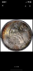 1885 Seated Liberty Dime PCGS MS66 Beautifully Toned And Lustrous POP 25/29
