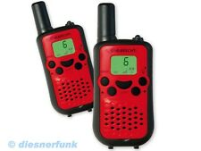 Walky Talky ALBRECHT Tectalk Easy 2 mini PMR446 8 Kanal bis 10Km zugelassen in D