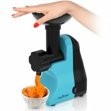 2.1 Quart Ice Cream Maker Frozen Machine Stainless W/ Lcd Timer Control Kitchen