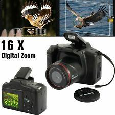 16X Zoom Digital SLR Camera SLR 3 Inch TFT LCD Screen HD 1080P 16MP Anti-Shake