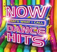 NOW THAT'S WHAT I CALL DANCE HITS (2016) 65-track 3-CD set NEW/SEALED Avicii
