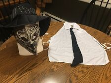Totally Ghoul Halloween Zombie Ganger Men's Accessories - New