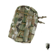 TMC Tactical MOLLE Utility Pouch GP Pouch Vertical 500D Nylon MultiCam Paintball