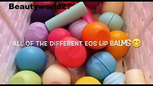 EOS Lip Balm Sweet Mint Strawberry Gift pack Sphere Stick
