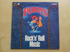 Puhdys_Rock'n'Roll Music_LP_Opus (Czech Edition)