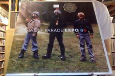 Wolf Parade Expo 86 LP sealed vinyl + mp3 download