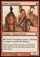 MTG Magic - (U) Saviors of Kamigawa - Godo's Irregulars - SP
