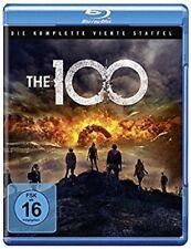The 100 Staffel 4 Blu-ray NEU OVP the hundred,die hundert