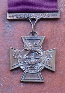 Victoria Cross, a good quality OLD copy