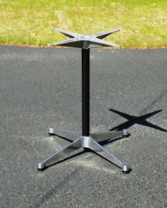 """Herman Miller Charles Eames Design Contract Group Table Base for 30"""" - 36"""" Tops"""
