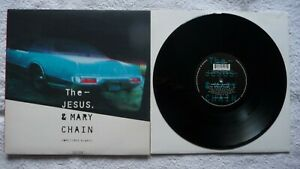 "JESUS & MARY CHAIN - Sometimes Always Numbered 10"".Indie Primal Scream Smiths"
