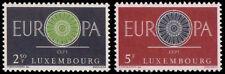 Luxembourg 1960 Mi 629-00 ** Europa Cept