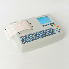 Brand New Schiller AT-101 Interpretative ECG EKG Machine 3 Yr Warranty With LAN
