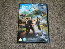 OZ - THE GREAT and POWERFUL : WALT DISNEY NEW & SEALED DVD (FREE UK P&P)