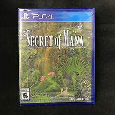 Secret of Mana Playstation 4 PS4 Gamestop Exclusive NEW