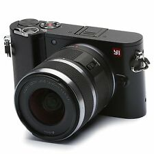 YI M1 4K 20 MP Mirrorless Digital Camera with Interchangeable Lens 12-40mm F3.5-