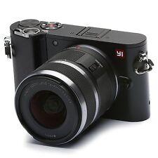 YI M1 4K 20 MP Mirrorless Digital Camera with Interchangeable Lens 12-40mm F3.5-