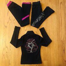 NY2 Sportswear Kids Ice Skating Jacket & Pants SET