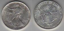 Año 1993. 1 Dólar. Plata 1 onza Troy. Peso 31,10 gr. Ley 999. LIBERTY.