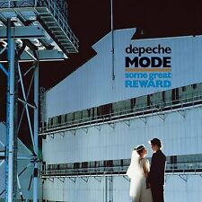 Depeche Mode SOME GREAT REWARD 180g GATEFOLD Remastered NEW SEALED VINYL LP