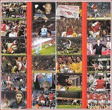 Arsenal 'Bubble Gum' Cards - 2001/2002 Season