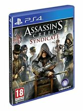 B0547777 Videogioco Ubisoft SW Ps4 76837 Assassin's Creed Syndicate -sprice