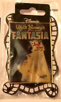 Disney Pin DSF Animation Poster Series Fantasia Pegasus Sorcerer Mickey LE 300