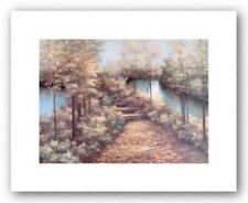 Autumn Leaves Diane Romanello Art Print 11x15