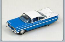 Spark S2902 -  CHEVROLET Impala Coupé 1959  bleu 1/43