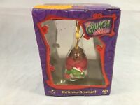 How The Grinch Stole Christmas Ornament Grinch And Max 2000
