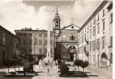 JESI  -  Piazza Federico II