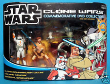 Star Wars Clone Wars Animated 3-Pack Vol. 2 MISB