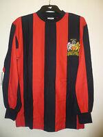 Bnwt Manchester City Retro Away FA Cup Final Football Shirt LS 1969