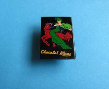 Famous Chocolate Manufacturer. Pin Badge. Chocolat Klaus.